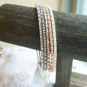 Brand New- Kendra Scott- Bangles (with tags)